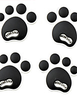 cheap -0.04m Car Bumper Strip for Car Door Cute / External Cartoon Rubber For universal All years General Motors