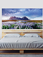 cheap -Wall Decal Decorative Wall Stickers - 3D Wall Stickers Landscape Floral / Botanical Re-Positionable Removable