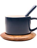 Недорогие -Drinkware Фарфор Кружка Подруга Gift Теплоизолированные 1pcs