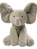 cheap -Gund Baby Animated Flappy The Elephant Plush Toy Stuffed Animal Plush Toy Singing Animals Lovely Gift