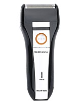Недорогие -Factory OEM Электробритвы for Муж. 220V Беспроводное использование Индикатор зарядки Легкий и удобный