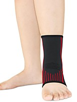 cheap -Ankle Sleeve Ankle Support for Yoga Running Unisex Damping Eases pain Sports & Outdoor Polyester / Polyamide 1 pc