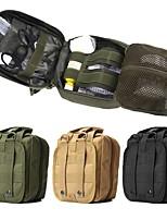 cheap -10l Waist/Fanny Bag Hiking Camping Trail Travel Wearable Nylon Black Green Khaki