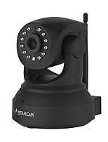 baratos -vstarcam® 720p 1.0mp sem fio wi-fi câmera de vigilância de segurança ip (visão noturna infravermelha / áudio bidirecional / alarme / p2p / suporte