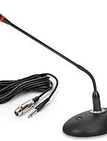 baratos -KEBTYVOR MQ50 Com Fio Microfone KIT Microfone Condensador Microfone de Mesa Para Microfone de Conferência