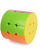 cheap -Rubik's Cube 1 PCS Shengshou 1 Alien 3*3*3 Smooth Speed Cube Magic Cube Puzzle Cube Glossy Fashion Gift Unisex