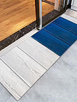cheap -Creative Sports & Outdoors Country Area Rugs Flannelette, Superior Quality Rectangle Striped Mixed Color Rug