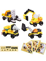 cheap -Building Blocks Classic Theme Parent-Child Interaction / Decompression Toys Farm Vehicle / Dozer / Drill Gift