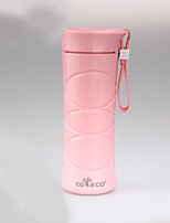 abordables -Drinkware Caoutchouc silicone Tumbler Portable 1pcs