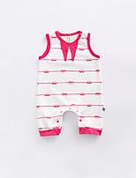 cheap -Baby Unisex Print Sleeveless Romper