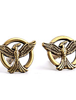 cheap -Wings Golden Cufflinks Alloy Fashion European Wedding Formal Men's Costume Jewelry