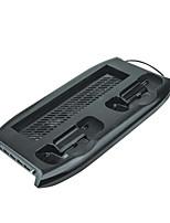 Недорогие -XBOX ONE Проводное Зарядное устройство Назначение Один Xbox Зарядное устройство ABS 1pcs Ед. изм