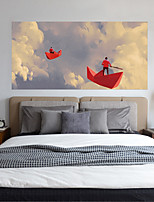 cheap -Wall Decal Decorative Wall Stickers - 3D Wall Stickers Landscape 3D Re-Positionable Removable