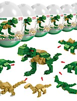 cheap -Building Blocks 245pcs Animal Stress and Anxiety Relief / Parent-Child Interaction Gift