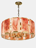abordables -QIHengZhaoMing Chic & Moderne Lampe suspendue Lumière d'ambiance - Protection des Yeux, 110-120V 220-240V Ampoule incluse