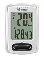 cheap -CatEye® Velo Wireless Stopwatch Bike Computer / Bicycle Computer Speedometer Odometer Outdoor Cycling