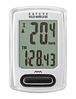 abordables -CatEye® Velo Wireless Chronomètre Compteur de Vélo Compteur de vitesse Odomètre Extérieur Cyclisme