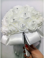 "cheap -Wedding Flowers Bouquets Wedding Valentine Foam 7.87""(Approx.20cm) 5.91""(Approx.15cm)"