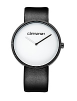 cheap -Women's Quartz Fashion Watch Casual Watch PU Band Minimalist Fashion Black Brown