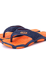 cheap -Men's Shoes Synthetic Summer Comfort Slippers & Flip-Flops for Casual Orange Red Green