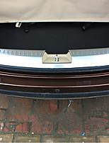 abordables -0.7m Barre de seuil de voiture for Coffre de voiture Interne Normal Acier Inoxydable For SGMW Toutes les Années 730