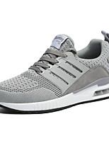 cheap -Men's Shoes Knit Spring Summer Comfort Sneakers for Casual Outdoor White Black Gray Green