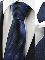 cheap -Men's Party Work Necktie - Polka Dot