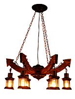 cheap -Chandelier Ambient Light - Mini Style, LED Vintage, 110-120V 220-240V Bulb Not Included