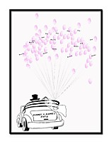 cheap -Signature Frames & Platters Others Classic Theme Still Life Vehicles Romance Vintage ThemeWithPattern / Print