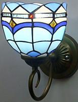 Недорогие -Антибликовая Винтаж Освещение ванной комнаты Назначение Гостиная Ванная комната Металл настенный светильник 220-240Вольт 40W