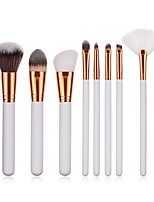 cheap -8pcs Professional Makeup Brushes Makeup Brush Set / Powder Brush / Eyeshadow Brush Synthetic Hair Eco-friendly / Professional / Soft Wood
