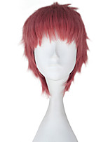 cheap -Cosplay Wigs Seraph of the End Other Anime Cosplay Wigs 30cm CM Heat Resistant Fiber All