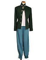 cheap -Inspired by Dangan Ronpa Cosplay Anime Cosplay Costumes Cosplay Suits Other Long Sleeves Coat Top Pants More Accessories For Unisex