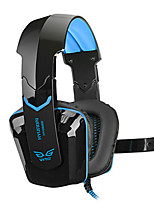 cheap -G9300 On Ear Audio IN Headphones Dynamic ABS Resin Gaming Earphone Comfy / with Volume Control Headset