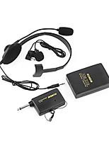abordables -KM-209 Sans Fil Microphone Enceinte Extérieure Microphone à Condensateur Ordinaire Pour Quotidien