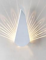 baratos -CONTRACTED LED Fosco LED / Moderno / Contemporâneo Luminárias de parede Sala de Estar / Quarto / Quarto de Estudo / Escritório Metal Luz