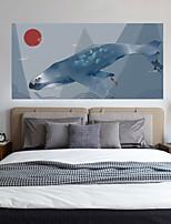 abordables -Autocollants muraux décoratifs - Autocollants muraux 3D Autocollants muraux animaux Animaux 3D Salle de séjour Chambre à coucher Salle de