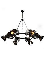Недорогие -OBSESS® Подвесные лампы Потолочный светильник - Мини, Художественный Винтаж, 110-120Вольт 220-240Вольт Лампочки не включены