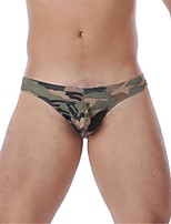 abordables -Homme Slips camouflage Taille Basse