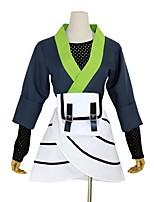 abordables -Inspiré par Naruto Konan Manga Costumes de Cosplay Costumes Cosplay Autre Manches Longues Haut Plus d'accessoires Pour Homme Femme