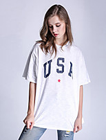 cheap -Women's Basic T-shirt - Fruit