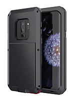 cheap -Case For Samsung Galaxy S9 Shockproof / Water Resistant Full Body Cases Armor Hard Metal
