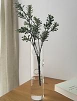 abordables -Fleurs artificielles 0 Une succursale Style Simple / Mariage Vase Fleur de Table