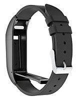 cheap -Watch Band for Fitbit Flex Fitbit Sport Band Steel Genuine Leather Wrist Strap