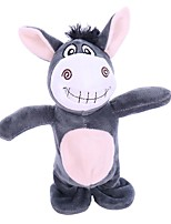 cheap -Animal Horse Cow Animal Talking Stuffed Animals Plush Toy Animals Ordinary Unisex Gift