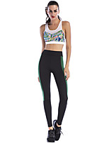 cheap -Women's Basic Sweatpants Pants - Color Block