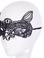 cheap -Halloween Mask Halloween Prop Halloween Accessory Comfy Exquisite Sexy Lady Holiday Classic Theme Fairytale Theme Romance Fantacy Fashion