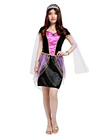 cheap -Witch Outfits All Unisex Halloween Carnival Day of the Dead April Fool's Day Masquerade Valentine's Day Birthday New Year Children's Day