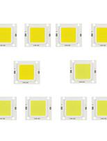 Недорогие -10 шт. 30-34V Аксессуары для ламп LED чип Алюминий для светодиодных прожекторов 50W