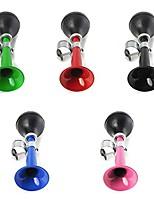Недорогие -Сигнал для велосипеда Велоспорт, Регулируется / Выдвижной Разные виды спорта / Велоспорт Металл / Ластик Зеленый / Синий / Розовый - 1pcs